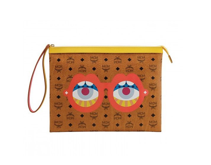 Коллекция Eyes On The Horizon для бренда MCM, художники Craig & Karl
