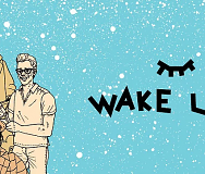 Фестиваль дизайна и графики Wake Up Day Х