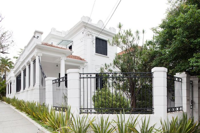 Хостел We Hostel, архитектор Фелип Гесс (Felipe Hess)