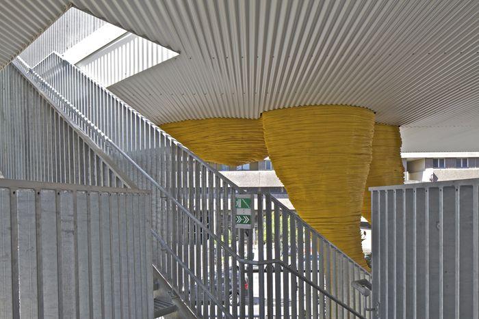 Центра охраны детства Giraffe, архитектурная студия Hondelatte Laporte Architectes