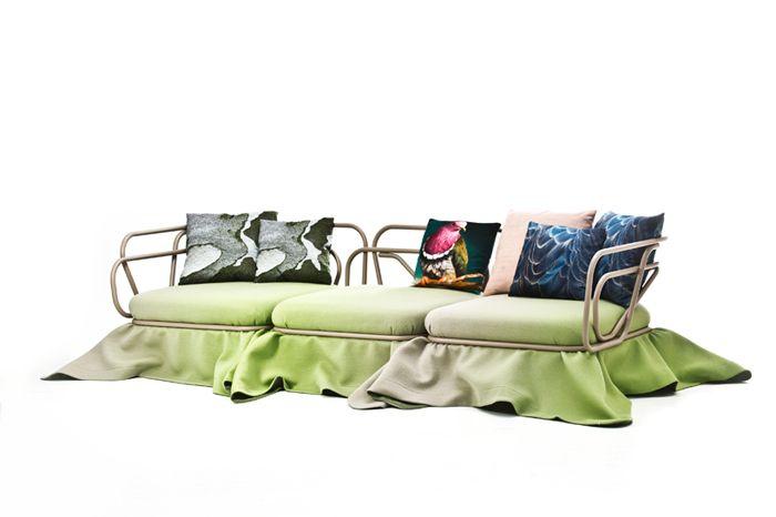 Коллекция мебели Oasis, студия Atelier Oi