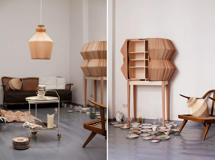 Проекты дизайнера Элизы Строцик (Elisa Strozyk)