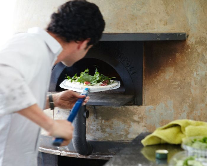 Передвижная пиццерия Del Popolo