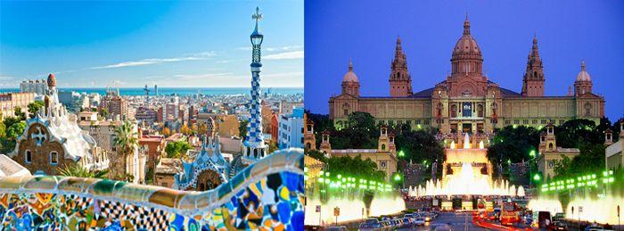 Художественный дизайн-тур в Испанию