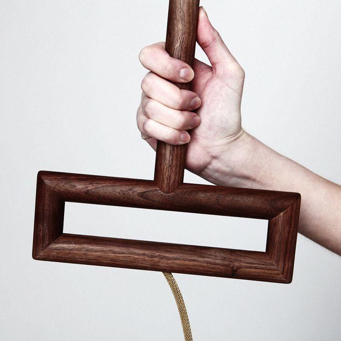 Настольный светильник «Угол», дизайнер Ярослав Мисонжников