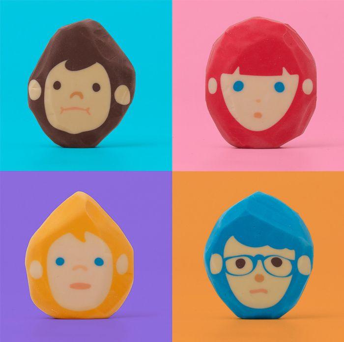 Блог АртФутуре: Резиновые парикмахеры