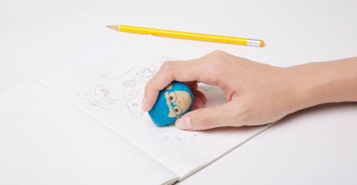 Блог АртФутуре: Стирательные резинки Rubber Barber, дизайнер Чен Лу Вей (Chen Lu Wei), компания Megawing