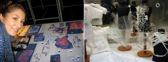 """международная студенческая выставка дизайна """"NABASUTRA"""" («Город Ожидания»)"""