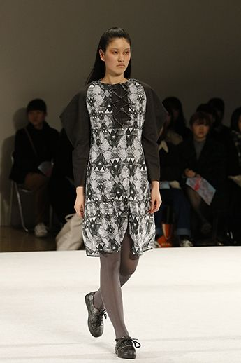 BUNKA Graduate Fashion Week 2017