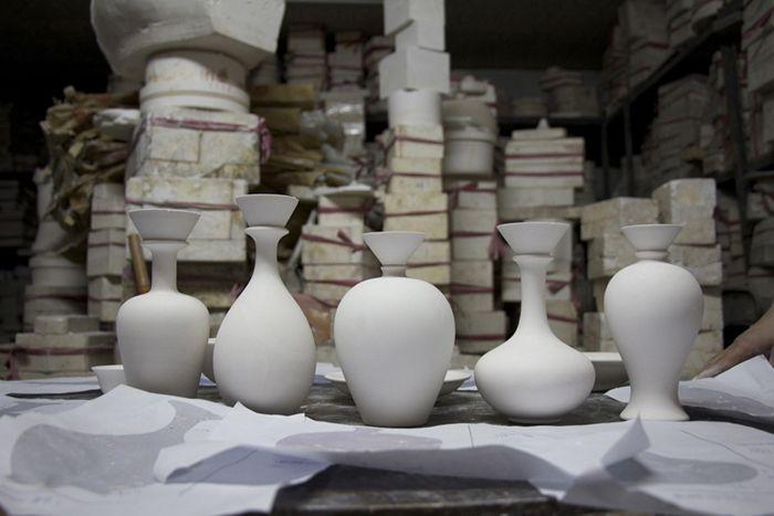 Коллекция ваз Reborn, дизайнер Лин Вэй Тенг (Lin Wei-Teng)