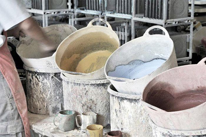 Керамическая плитка Keidos, дизайн-студия MUT