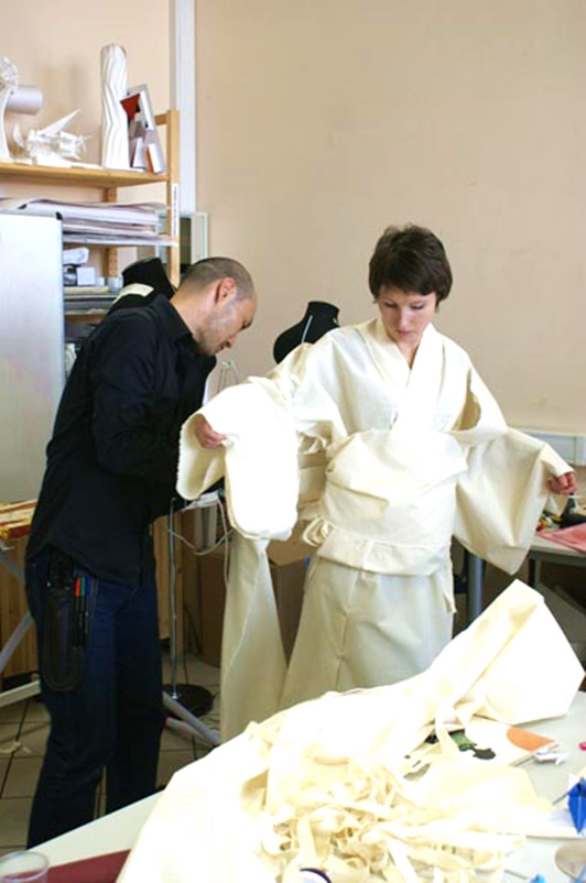 Мастер-класс Tamotsu Kondo