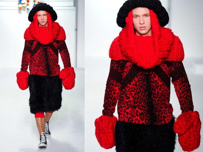 Коллекция мужской одежды Please Kill Me!, дизайн-студия Sibling