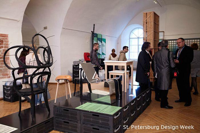 Петербургская неделя дизайна St. Petersburg Design Week 2013