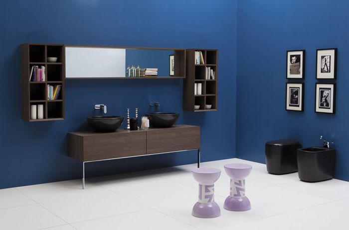Мебель для ванной комнаты для компании Ceramica Flaminia, дизайнер Леонардо Таларико (Leonardo Talarico) и Джулио Каппеллини (Giulio Cappellini)