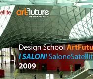 «Growing forms»: проект Школы Дизайна «Артфутуре» на выставке SaloneSatellite 2009 в Милане.